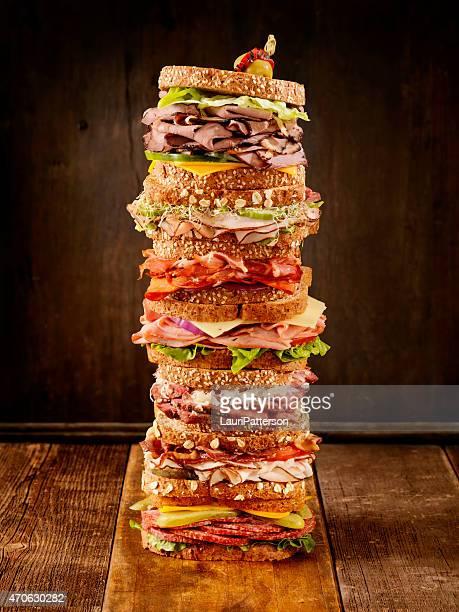 どんなお気に入りのサンドイッチ