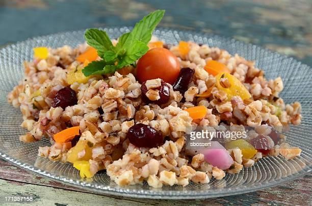 Blé Salade de fruits