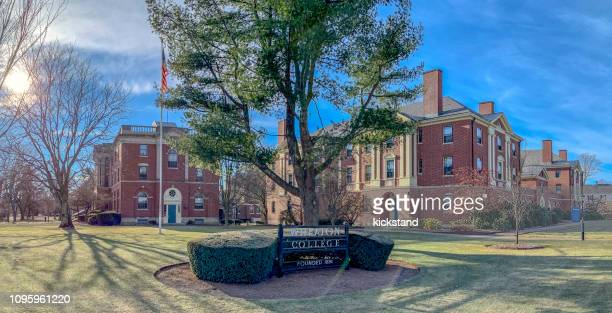 wheaton college, massachusetts - norton massachusetts stock pictures, royalty-free photos & images