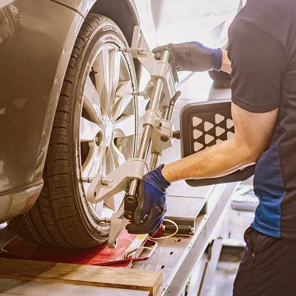 Wheel Alignment 830545882