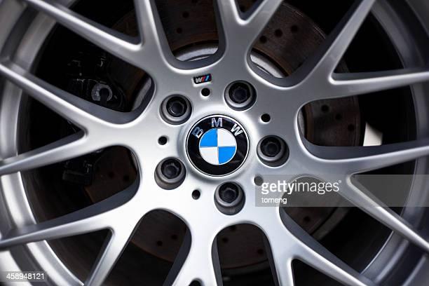 BMW M Wheel Detail