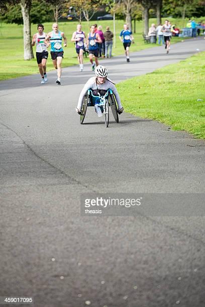 Atleta de ruedas