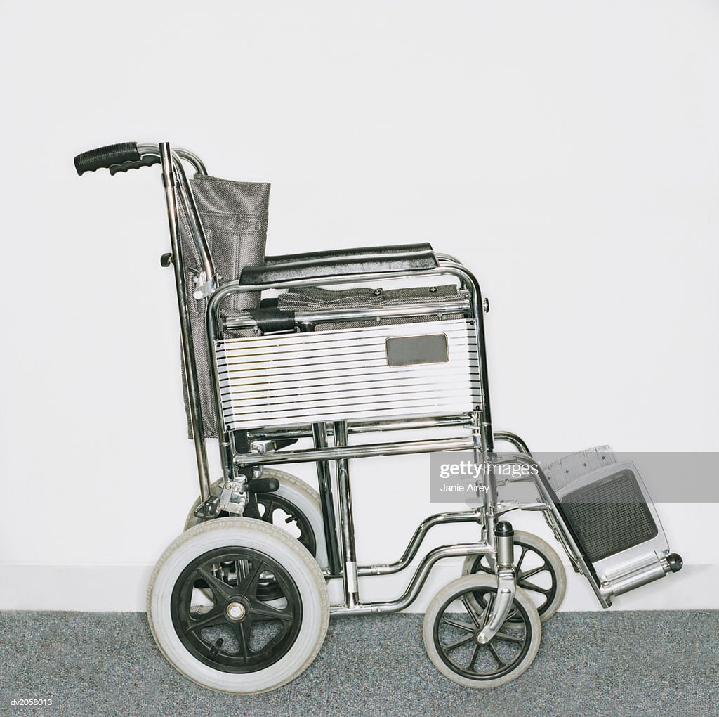 Wheelchair : Stock Photo