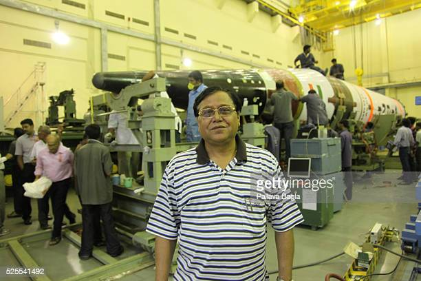 Wheeler Island Odisha India Dr V K Saraswat chief Defence Research and Development Organization that made the missile India successfully launches its...