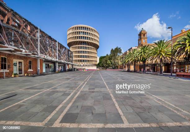 wheeler place newcastle - newcastle new south wales stock pictures, royalty-free photos & images