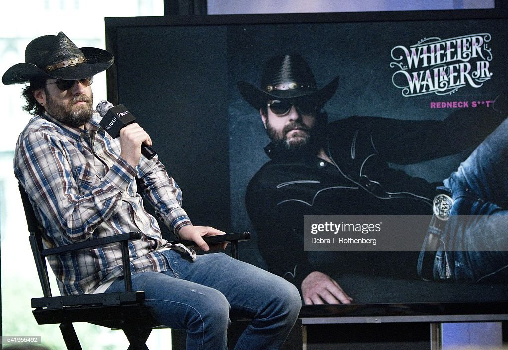 AOL Build Speaker Series - Wheeler Walker Jr., 'Redneck Shit'