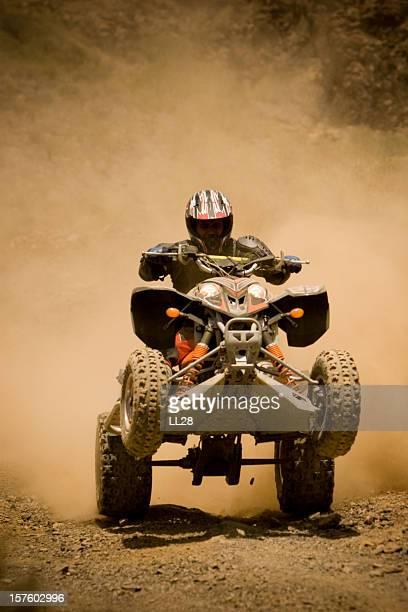 ATV Wheelie