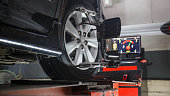 wheels alignment camber