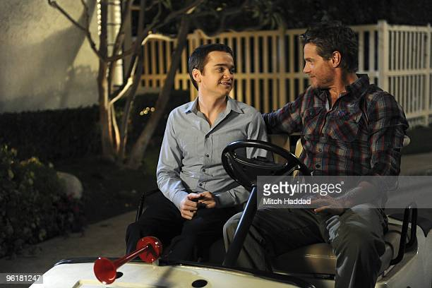 TOWN When a Kid Goes Bad Jules looks to avoid spending Valentine's Day alone on Walt Disney Television via Getty Images's Cougar Town WEDNESDAY...