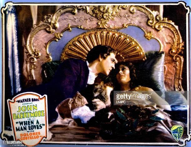 John Barrymore Dolores Costello 1927