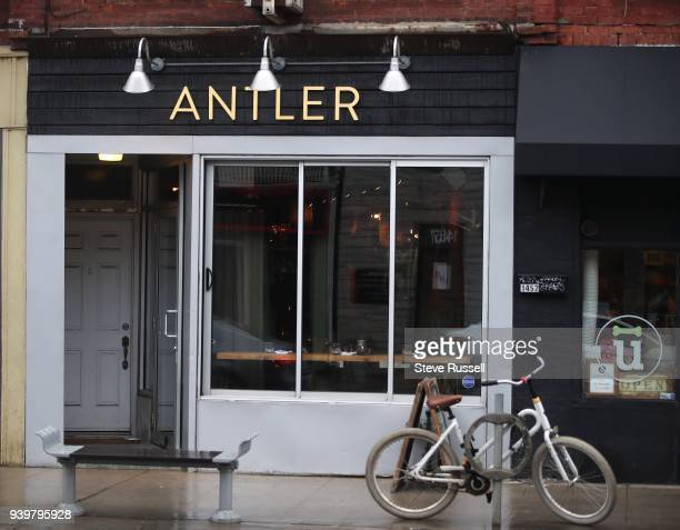 TORONTO ON MARCH 27 When animal rights activists took to the sidewalk outside Antler restaurant this weekend an employee responded by placing a...