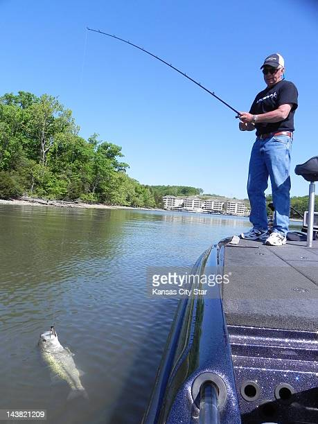 When Bill Davenport of Waynesville Mo goes bass fishing at Lake of the Ozarks the fish are usually in trouble On a recent weekday he landed a big...