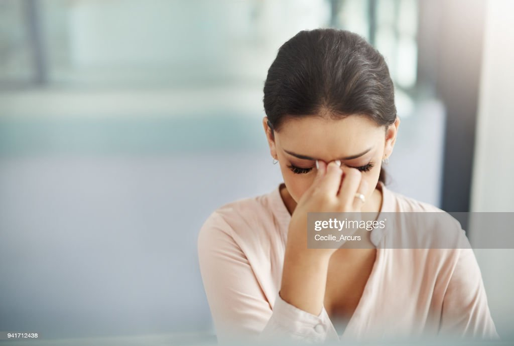 When business becomes unbearable : Stock Photo