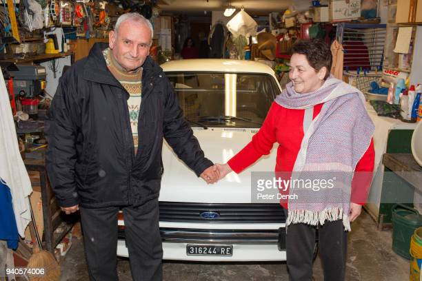 When Carlo Tedeschi bought his Fiesta in 1978 he didn't expect to own it for 38 years or that all seven of his children would have it as their first...