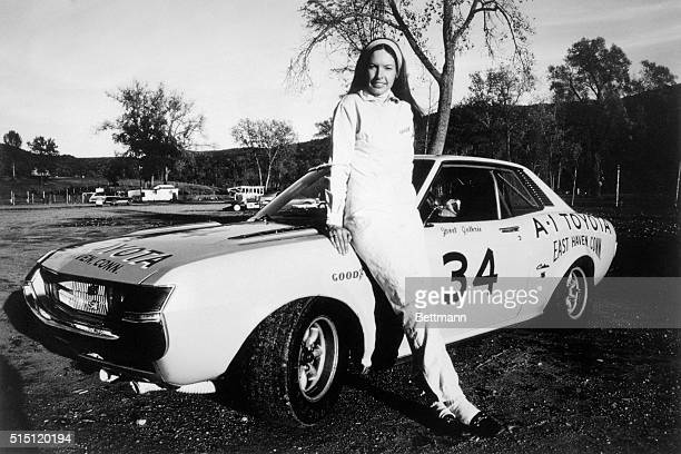 When drivers on the auto racing circuit talk about Janet Guthrie's vital statistics, they're probably referring to the four trophies she won last...