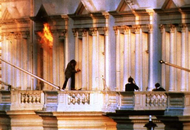 GBR: 30th April 1980 - Iranian Embassy Siege In London