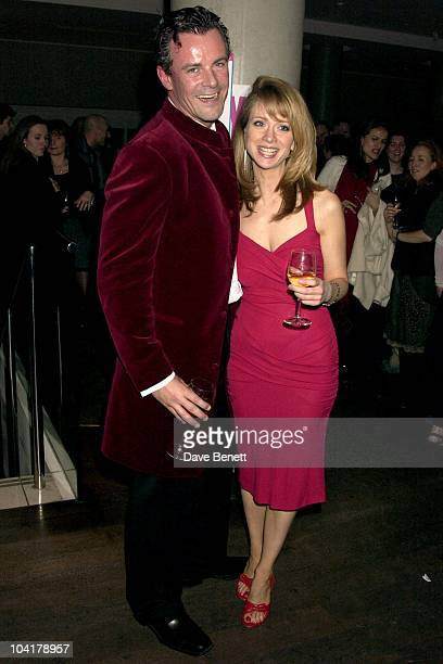 When Harry Met Sally 1st Nighty Party At The Theatre Royal In London Loveday Ingram And James Tod
