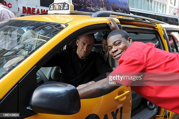 30 ROCK 'When It Rains It Pours' Episode 502 Pictured Ben Bailey Tracy Morgan as Tracy Jordan
