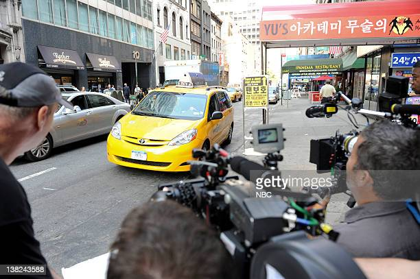 30 ROCK 'When It Rains It Pours' Episode 502 Pictured CASH CAB