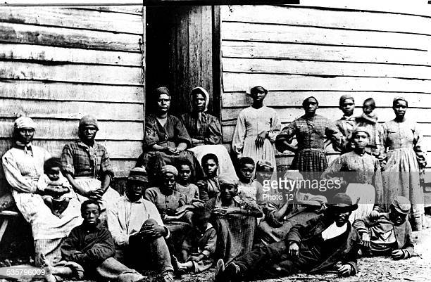When James Hopkinson owner of a plantation on Edisto Island left South Carolina in 1862 he left behind over fifty slaves United States Metropolitan...