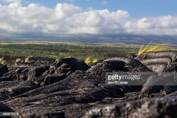 When lava is underground in its molten state it is called magma When it reaches air it is called lava Once lava begins to harden it can turn into...