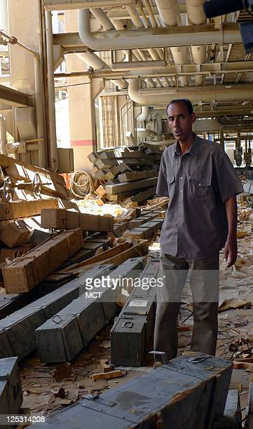 When Libyan revolutionaries conquered Brega in late August they discovered thousands of Grad rockets left behind by Gadhafi loyalists