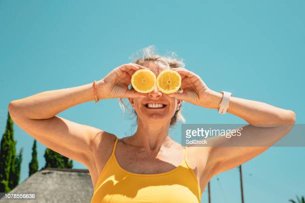 when life gives you lemons - republic of cyprus stock pictures, royalty-free photos & images