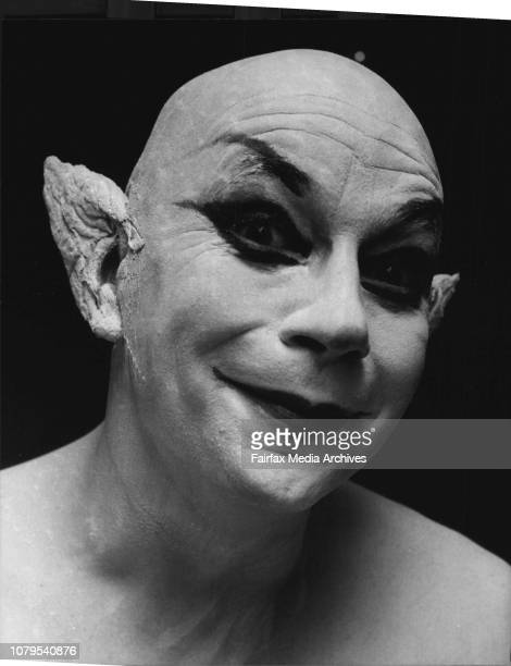 When Lindsay Kemp's Production 'A Midsummer Night's Dream' opens in the Capitol Theatre next week Lindsay will spend up to two hours before each...