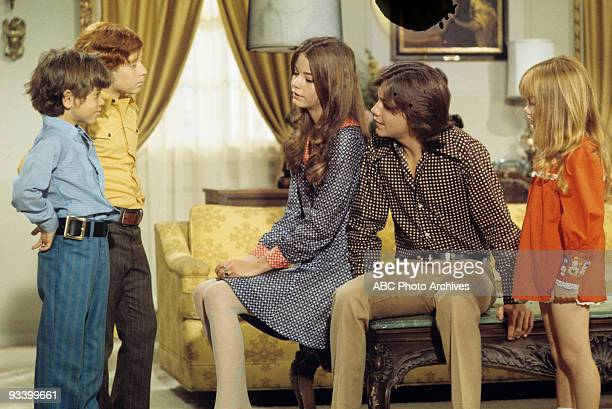 FAMILY When Mother Gets Married 10/23/70 Jeremy Gelbwaks Danny Bonaduce Susan Dey David Cassidy Suzanne Crough