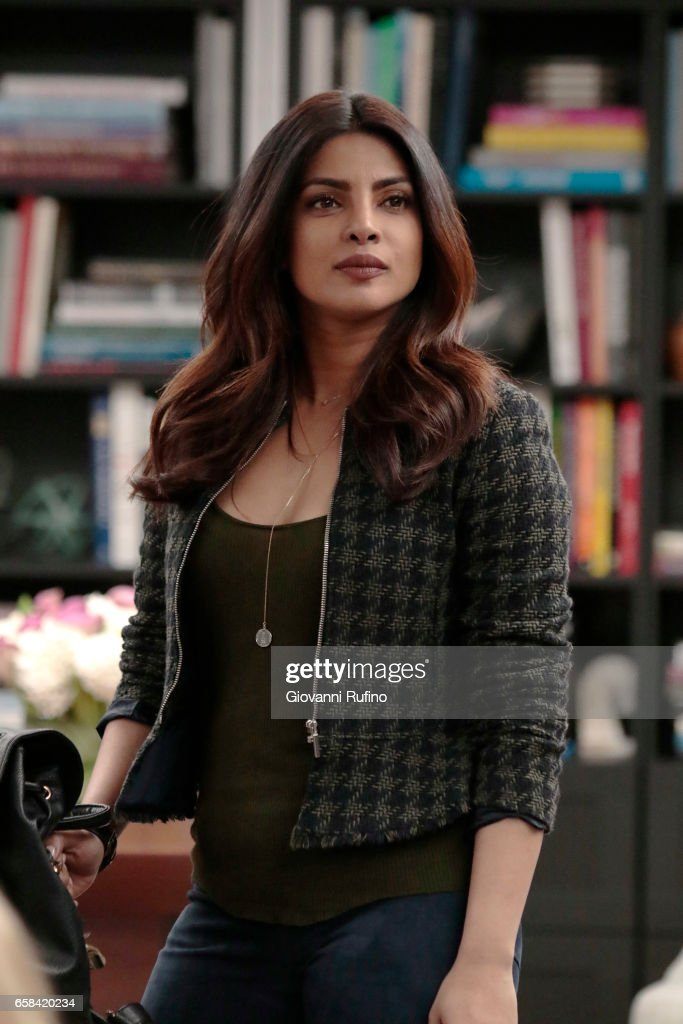 QUANTICO - 'ODYOKE' - When one of Alex's friends is framed for a domestic terror attack, they turn to her for help. With an upcoming vote in the House for a Muslim registry bill, the task force realizes this attack isn't a coincidence. The Collaborators are actively stirring fear to pass the registry, and our team heads to the Hill to turn the votes. Meanwhile, Alex and Owen track down an assassin on 'Quantico,' MONDAY, APRIL 10 (10:01-11:00 p.m. EDT), on The ABC Television Network. CHOPRA