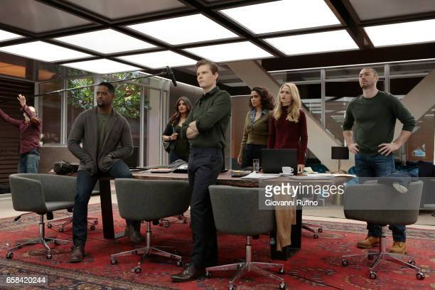 QUANTICO ODYOKE When one of Alex's friends is framed for a domestic terror attack they turn to her for help With an upcoming vote in the House for a...