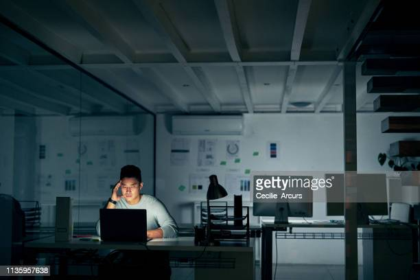 when stress starts to creep in - occupation stock pictures, royalty-free photos & images