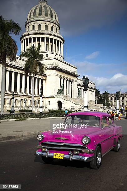 When the Americans left Cuba they left many traces, one their cars all most classics today, the Cuban drivers of these classic cars are very proud of...