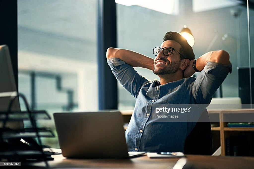 When the impossible became possible : Stock Photo