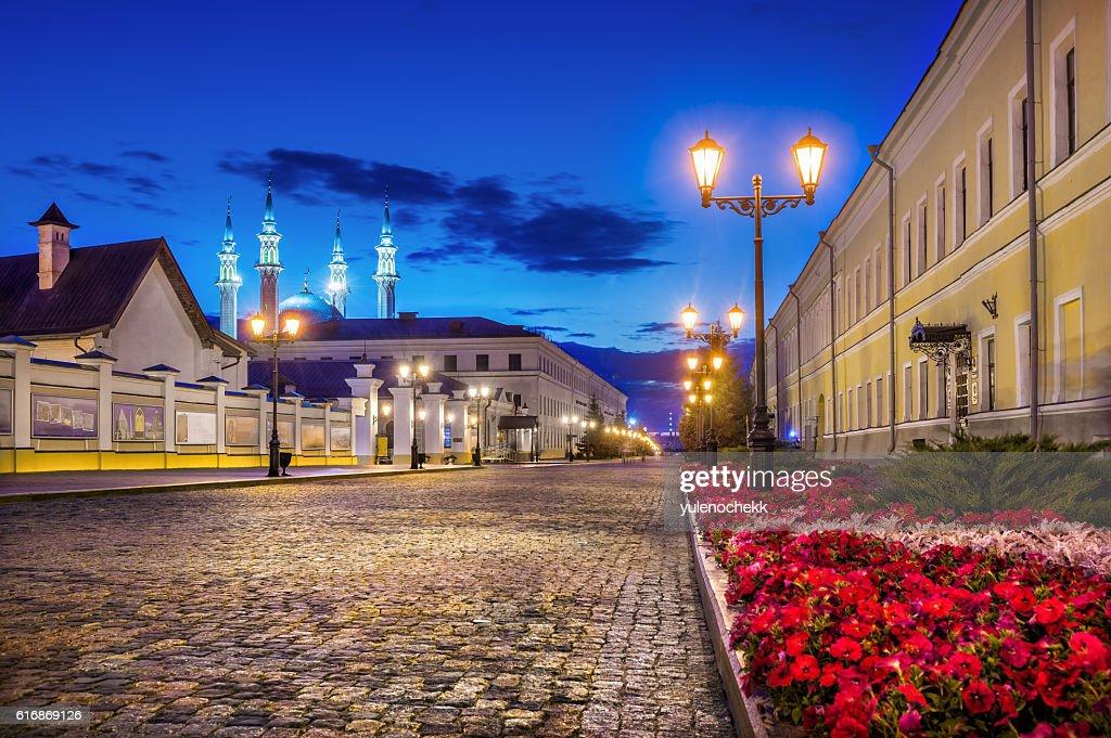 When the Kremlin deserted : Stock Photo