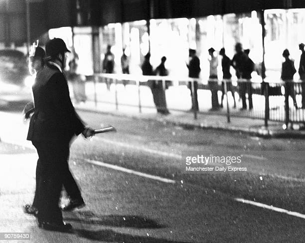 When the 'sus' law was introduced by the Metropolitan Police into the socially deprived area of Brixton in South London police were able to stop and...