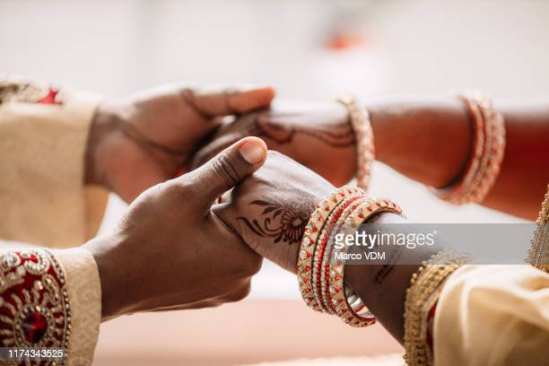 when two hearts became one - hinduism stock pictures, royalty-free photos & images
