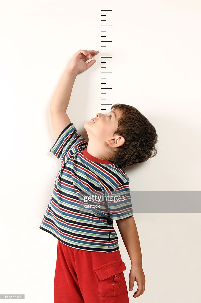 When will I grow up? : Stock Photo