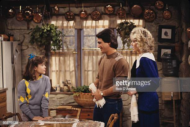 S THE BOSS 'When Worlds Collide' Season Two 2/18/86 When Tony's raucous friend from Brooklyn met Angela's straitlaced friend the two became an item...