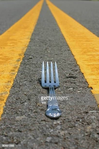 When you come to a fork in the road
