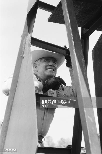 """When You Comin' Back, Range Rider?: Part 1 & 2"""" Episode 5 &6 -- Pictured: George Peppard as John 'Hannibal' Smith -- Photo by: Frank Carroll/NBCU..."""