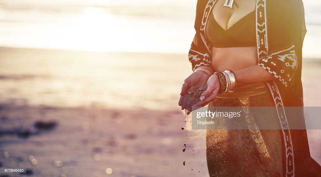 When you find yourself, you'll be free : Stock Photo