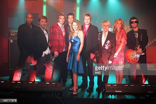 LAS VEGAS When You Got to Go You Got to Go Episode 12 Pictured James Lesure as Mike Cannon John Taylor John Taylor Josh Duhamel as Danny McCoy Nikki...
