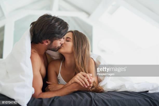 Quand tu m'embrasses, tout est bon dans le monde