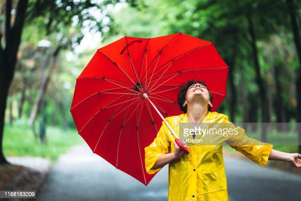 when you love rain - september stock pictures, royalty-free photos & images