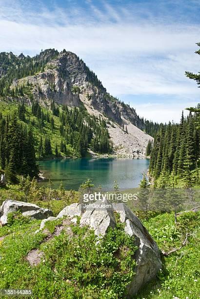 Glacial irregolari con tomaia Palisades Lago