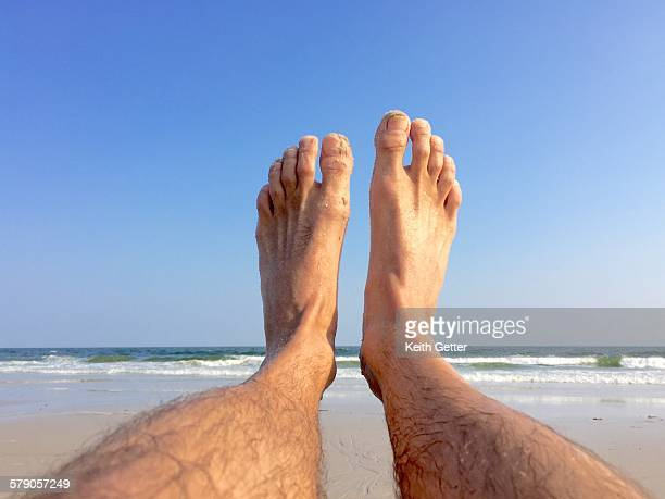 pov: where are your feet? - wantagh stock pictures, royalty-free photos & images