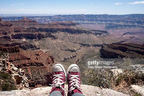 POV: Where are your feet?