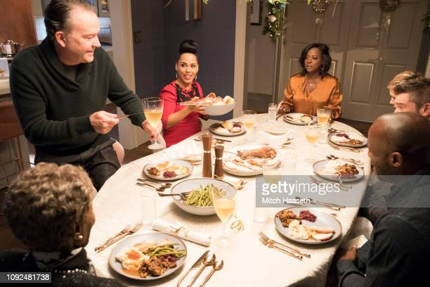 MURDER 'Where Are Your Parents' Annalise gathers everyone together for the holidays while she wrestles over a difficult decision about her future and...