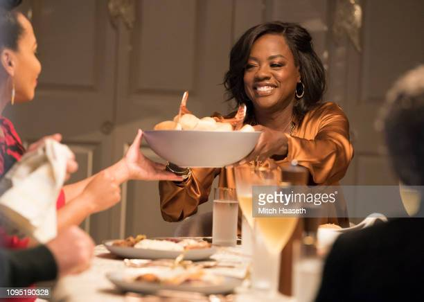 MURDER Where Are Your Parents Annalise gathers everyone together for the holidays while she wrestles over a difficult decision about her future and...